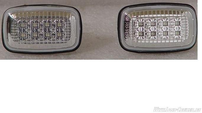 LC105 поворотники светодиодные