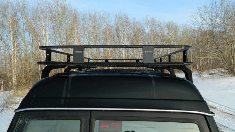 Багажник на крышу для ниссан патрол своими руками 8
