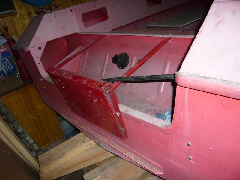 алюминевая лодка крым