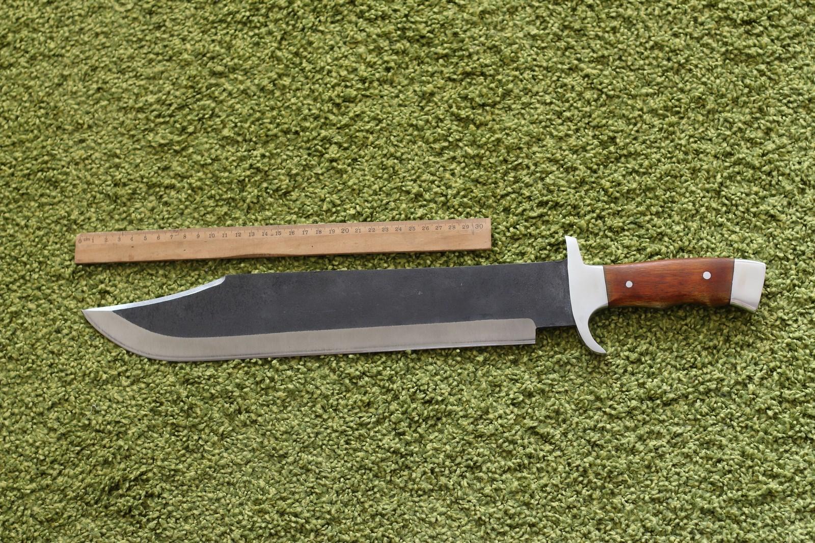 Мачете ножи своими руками 28