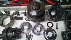 Тнвд 1 HDFTE дефектовка ротора ( высокого давления)