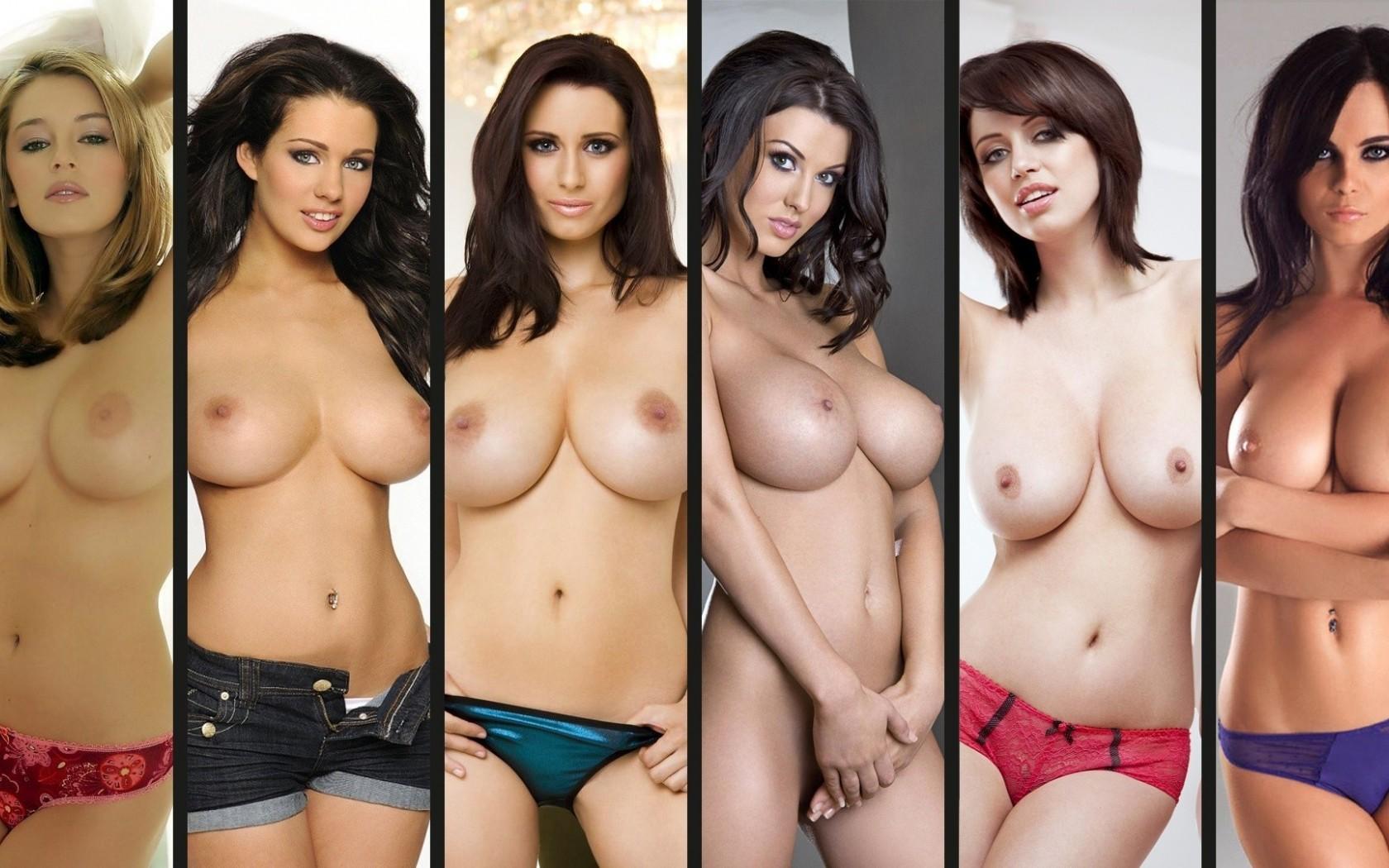 голые красивые девушки с грудью