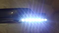 Накладка (юбка) переднего бампера TLC-200