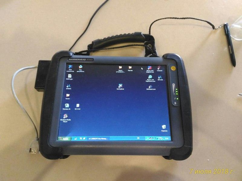 Продается Hammerhead RT-800 с пультом управления
