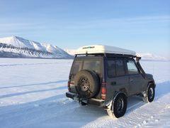 По льду на рыбалку