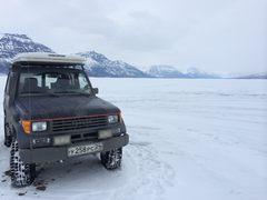 На озере Лама