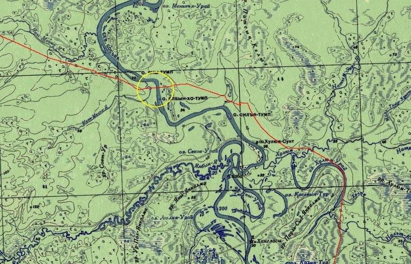 Карта с автофорума.