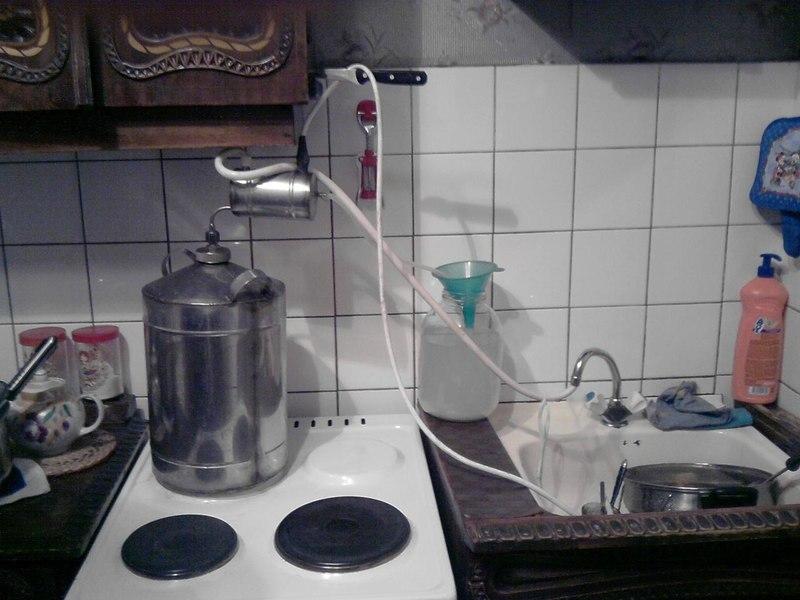 профессиональные кубы для самогона на 17-20 литров