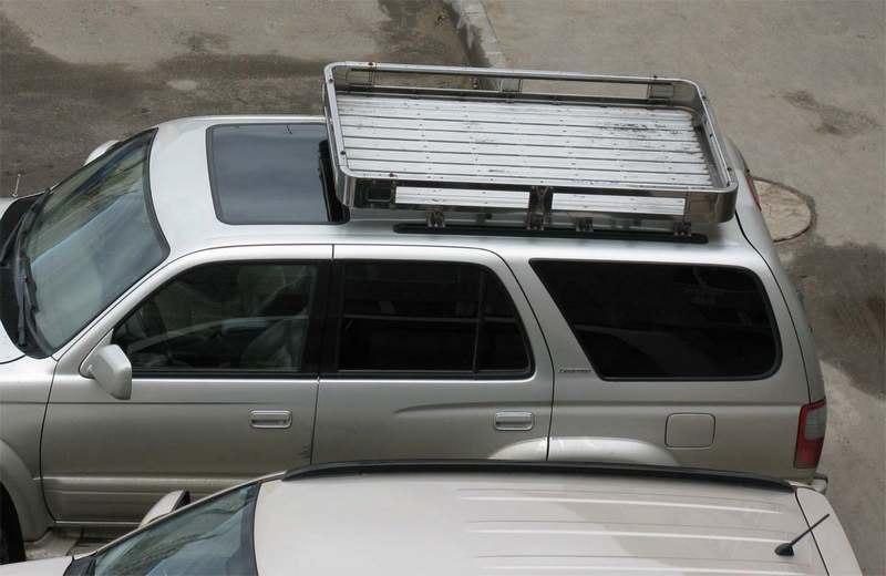 Багажник на сурф 185 своими руками 11